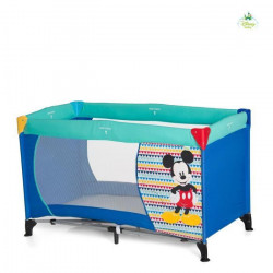 MICKEY MOUSE Lit Parapluie Bébé Dream`n Play Geo Blue - Disney Baby