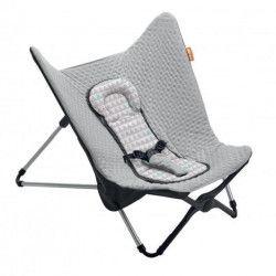 BEABA Transat bébé compact évolutif Grey Melange