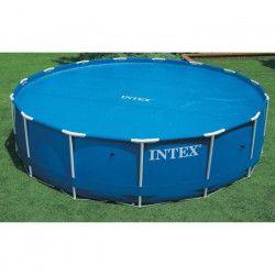 Bâche a bulles pour piscines 4,88m - Intex