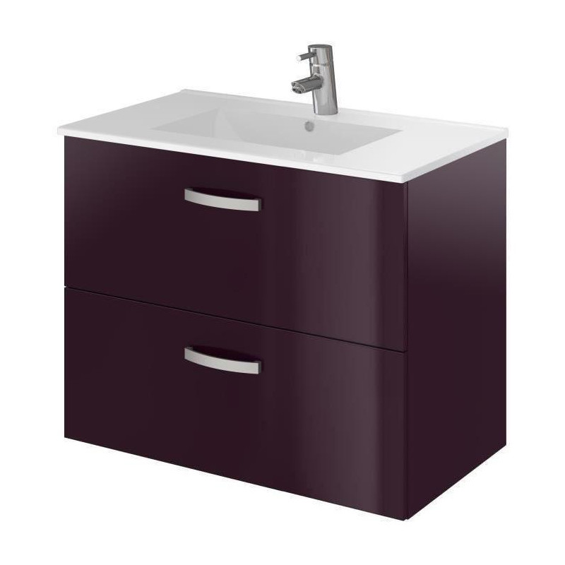 stella ensemble salle de bain simple vasque avec miroir. Black Bedroom Furniture Sets. Home Design Ideas
