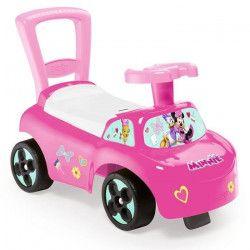 MINNIE Smoby Porteur Enfant Auto - Disney