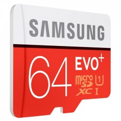 Samsung MicroSD Evo Plus 64G