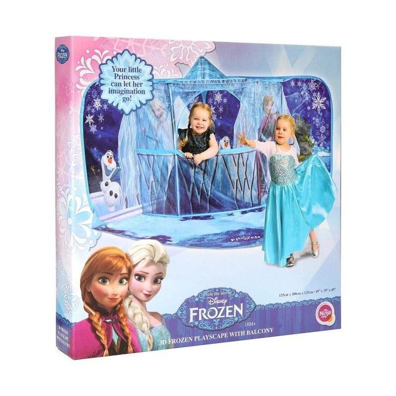La reine des neiges aire de jeux disney 3d - Jeux de fille reine des neiges ...