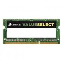 CORSAIR Mémoire PC Portable DDR3 - Value Select 4 Go (1 x 4 Go) - 1600 MHz - CAS 11 (CMSO4GX3M1A1600C11)