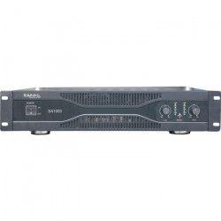 IBIZA SOUND SA1000 Amplificateur sono 2 x 500w