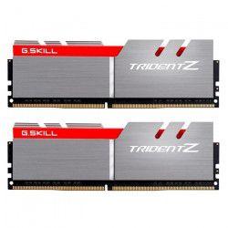 G.Skill Mémoire PC Trident Z - DDR4 - Kit 16Go (2x 8 Go) - 4266 MHz - CL19 - Rouge / Noir