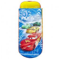 Lit gonflable Cars - Pompe+Sac