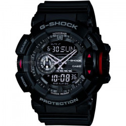 CASIO Montre Quartz G-shock GA-400-1BER Homme