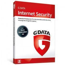G DATA Internet Security 2018 (3 PC - 1 an)