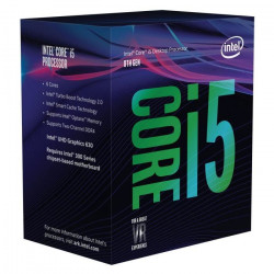 INTEL Processeur Core i5 8500 3,00 GHz Socket 1151 - 6 coeurs 6 threads (BX80684I58500)
