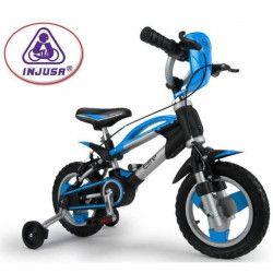 INJUSA Draisienne évolutive Vélo Elite Bleue