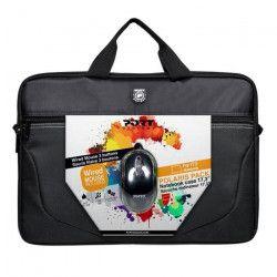 Sacoche Ordinateur Portable 17`3 + Souris Optique - POLARIS - PORT DESIGNS