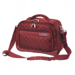 SAVEBAG Vanity `Betsy` SQUARE - 12L - Rouge