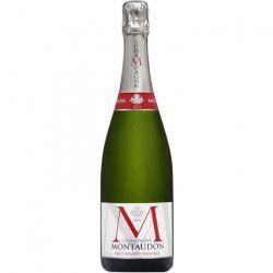 Montaudon Champagne brut Réserve Premiere 75 cl 12 %