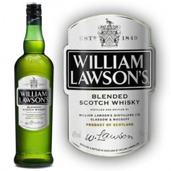 William Lawson`s Blended Scotch 70 cl - 40°