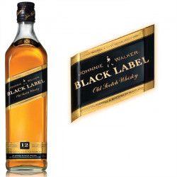 Johnnie Walker Black Label 12 ans (70cl)