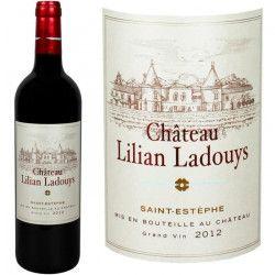 Château Lilian Ladouys Saint-Estephe 2012 - Vin...