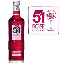 Pastis 51 rosé (70cl)