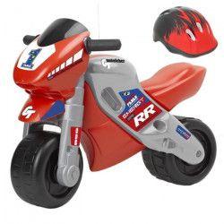 FEBER - Porteur Motofeber 2 Racing Rouge