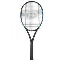 DUNLOP Raquette de tennis Blackstorm Elite 2.0 G2 - Noir et bleu