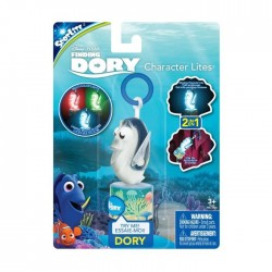 Porte clé lumineux Dory