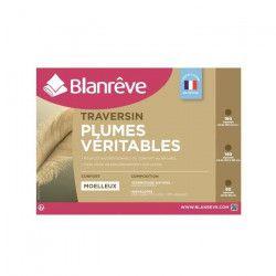 BLANREVE Traversin Plumes 140 cm