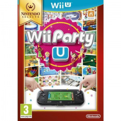 Wii Party U Select Jeu Wii U