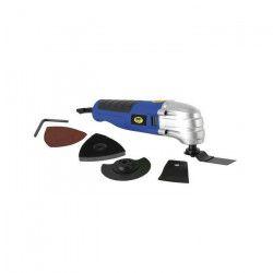 RHINO Outil multifonction 180 W et 9 accessoires