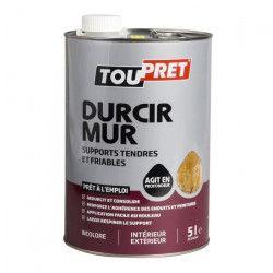 TOUPRET Durcir mur 5 L