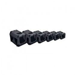 MPETS Caisse de transport Comfort Crate XL - Noir - Pour chien