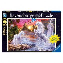 Puzzle Belles Licornes 500 pcs