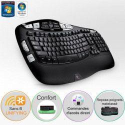Logitech clavier sans fil - K350 Business