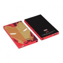 Tribe Batterie Externe Marvel Iron Man - 4000 mAh