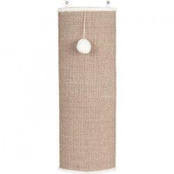 TRIXIE Griffoir - 26x78x6 cm - Blanc et beige - Pour chat