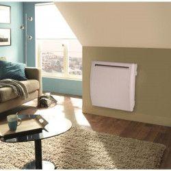 VOLTMAN Radiateur électrique a inertie fonte programmable V.2 - LCD - 1000 W