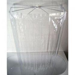 Cabine de douche pliable Ombrella - Transparent