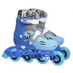 STAMP Roller en ligne Enfant Garçon Ajustables 30 a 33
