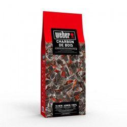 WEBER Sac de 10 kg de charbon de bois