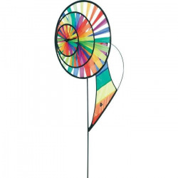 HQ INVENTO Moulin a vent Magic Wheel - Triple Banner