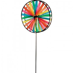 HQ INVENTO Moulin a vent double roue Magic Wheel - Roues identiques