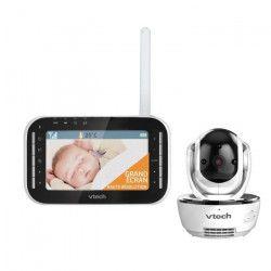 VTECH - Babyphone Vidéo Vision Xl - Bm4500
