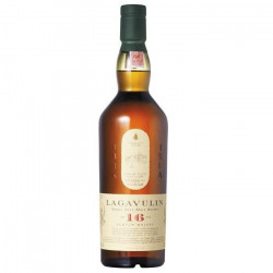 Lagavulin 16 ans - Islay Single Malt Whisky - 43% - 70cl + étui