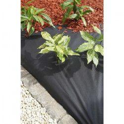 Nappe de paillage - noir 50 gr/m² - 1x20 m