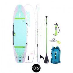 JOBE Pack Paddle Gonflable Lena 10`6 (320cm) x 33` (84cm) x 6` (15cm)