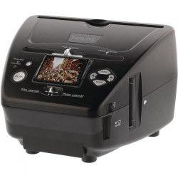 CAMLINK CL-FS50 Scanner de diapositives 10 Mégapixels LCD