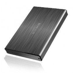 ICY BOX Boîtiers pour disques durs SATA 2.5` USB 3.0 gris