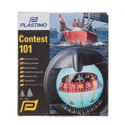 PLASTIMO Compas Contest 101 - Rose noire - Zone ABC - Noir