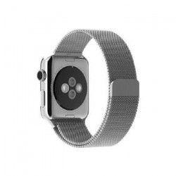 Apple Bracelet de montre connectée Milanese Loop pour iWatch - 38 mm