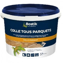 BOSTIK Colle Tous Parquets (contrecollés et massifs) - 14kg