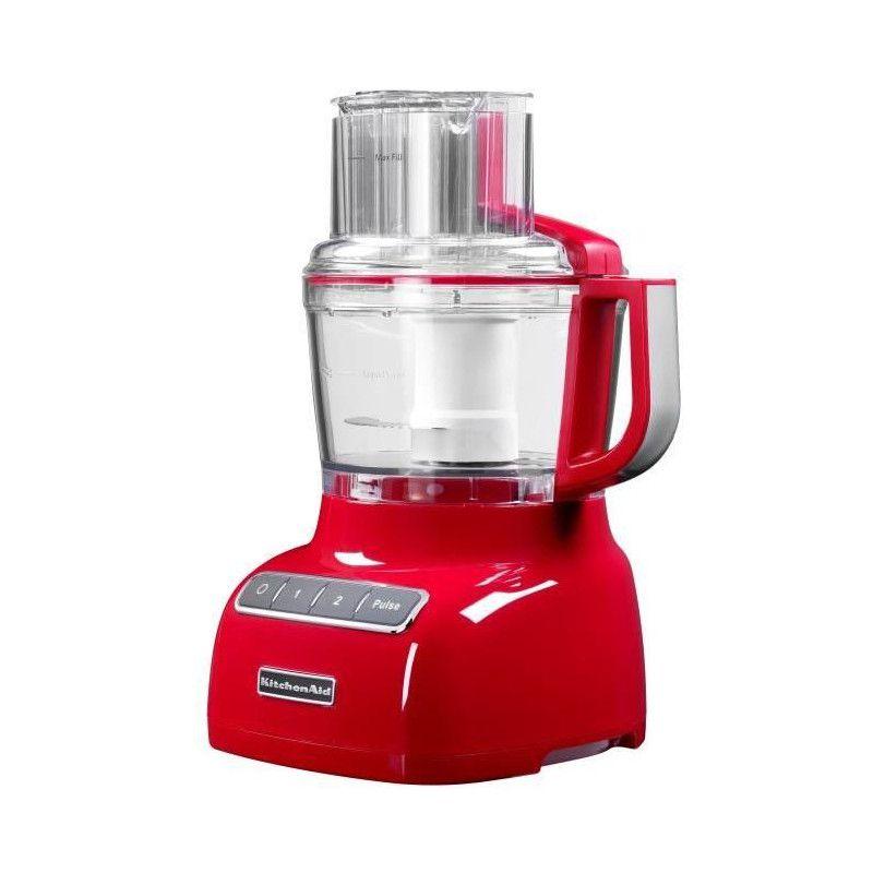 kitchenaid 5kfp0925eer robot multifonction rouge. Black Bedroom Furniture Sets. Home Design Ideas